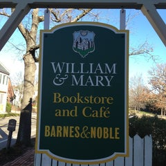 Photo taken at College of William & Mary Bookstore by Chuck N. on 1/20/2013