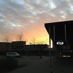 Photo taken at Station Sittard by Moniek on 3/6/2013