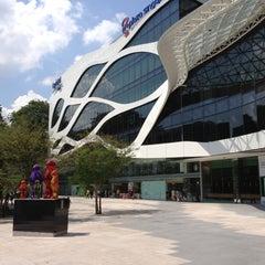 Photo taken at Plaza Singapura by Dh N. on 10/28/2012