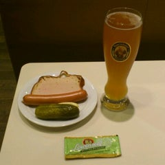 Foto tirada no(a) Lufthansa Business Lounge / Tower Lounge (Non Schengen) por Jun S. em 9/28/2012