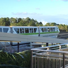Photo taken at Monorail Green by Mark H. on 11/25/2015