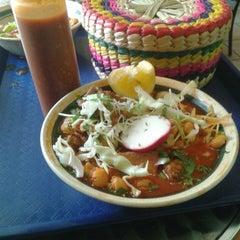 Photo taken at Don Pedro Taco Shop by Lou O. on 7/1/2015