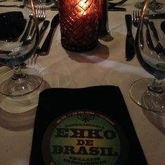 Photo taken at Ekko De Brazil by Krissie T. on 3/27/2013