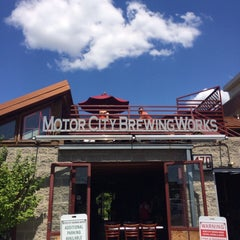 Photo taken at Motor City Brewing Works Inc by Taylor P. on 5/24/2014