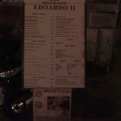 Photo taken at Edoardo II by Guido C. on 8/11/2013