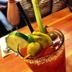 Photo taken at Genies Cafe by Jeremy C. on 5/11/2013