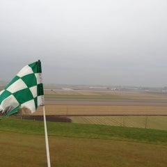Photo taken at Golfbaan Tespelduyn by Grardie A. on 4/13/2013