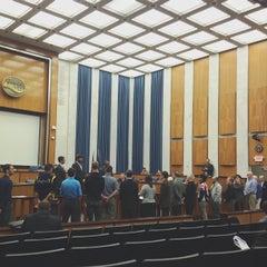 Photo taken at Richmond City Hall by Ali C. on 4/22/2013