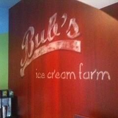 Photo taken at Bub's Burgers & Ice Cream by Travis on 8/30/2013