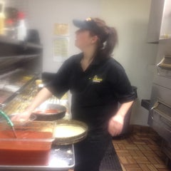 Photo taken at Hungry Howie's Pizza by Howies M. on 1/21/2014