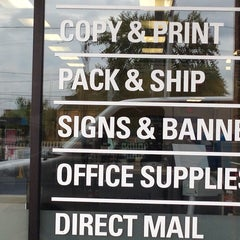 Photo taken at FedEx Office Print & Ship Center by Gaylan F. on 10/3/2014