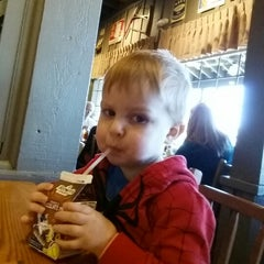 Photo taken at Cracker Barrel Old Country Store by Amanda H. on 1/24/2015