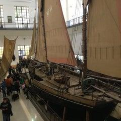 Photo taken at Deutsches Museum by Alexander A. on 3/30/2013