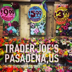 Photo taken at Trader Joe's by Peacedelic S. on 9/13/2013