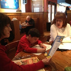 Photo taken at Outback Steakhouse by David J. on 2/17/2013