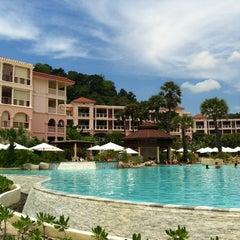 Photo taken at Centara Grand Beach Resort Phuket by Daisuke S. on 3/23/2013