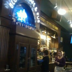 Photo taken at Blue Star Cafe & Pub by Josh on 12/22/2012