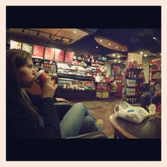 Photo taken at Starbucks by Teaspout on 11/23/2012