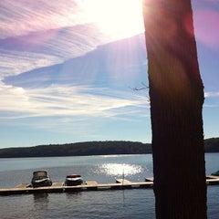 Photo taken at Deep Creek Lake by Shannon O. on 9/15/2012