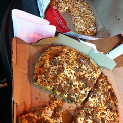 Photo taken at PizzaPizza by Christopher U. on 12/30/2012