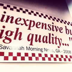 Photo taken at Five Guys by Fitz H. on 11/6/2012