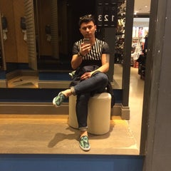 Photo taken at Zara by Yusuf G. on 5/13/2015