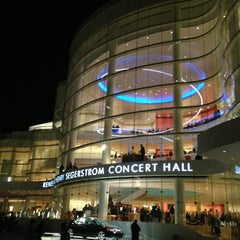 Photo taken at Segerstrom Center for the Arts by HiDe T. on 1/13/2013