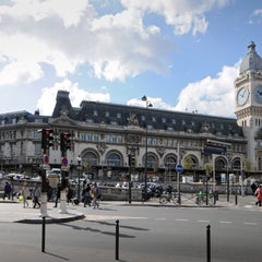 Photo taken at Gare SNCF de Paris Lyon by Gares & Connexions on 8/1/2013