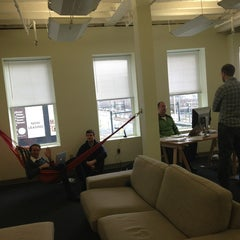 Photo taken at SeeClickFix World HQ by Ben B. on 3/1/2013