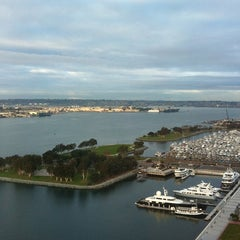 Photo taken at San Diego Bay by Teresa R. on 12/23/2012