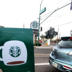 Photo taken at Starbucks by lafinguy on 3/21/2013