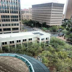 Photo taken at City of Phoenix Parking Garage by lafinguy on 1/24/2013
