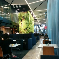 Photo taken at Novotel Auckland Airport by Tumata G. on 4/25/2015