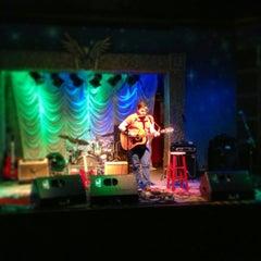 Photo taken at Visulite Theatre by Joe M. on 6/29/2013