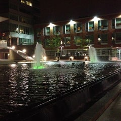 Photo taken at Kitchener City Hall by Natalie H. on 5/21/2013