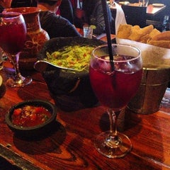 Photo taken at Zocalo Back Bay Mexican Bistro & Tequila Bar by Lauren B. on 4/19/2013