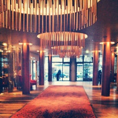 Photo taken at Falkensteiner Hotel Bratislava by sviatoslav o. on 12/18/2012