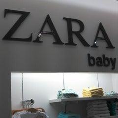 Photo taken at Zara by Marcello S. on 12/1/2012