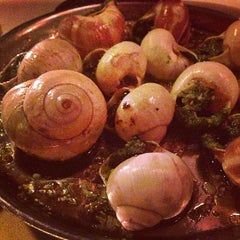 Photo taken at La Brasserie by Stephen d. on 4/10/2014