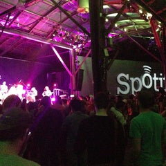 Photo taken at Spotify Live by Cavaughn N. on 3/14/2013
