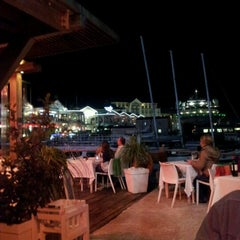 Photo taken at Harbour House by Mike C. on 11/11/2012
