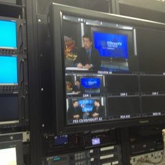 Photo taken at CitrusTV by Louis O. on 3/22/2013