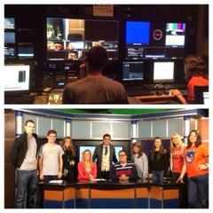Photo taken at CitrusTV by Louis O. on 12/4/2013