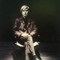 Photo taken at Andy Warhol Museum by Andrea F. on 11/4/2012