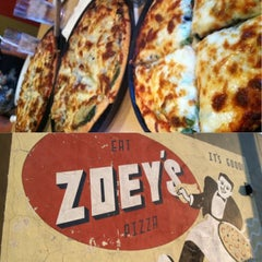 Photo taken at Zoey's Pizza by Jaclyn H. on 7/6/2013