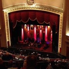 Photo taken at Peabody Opera House by David S. on 4/24/2013