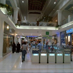 Photo taken at Landmark Mall | اللاندمارك by Sàqib S. on 7/30/2013