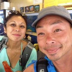 Photo taken at Kohala Burger & Taco by Miko P. on 9/10/2014