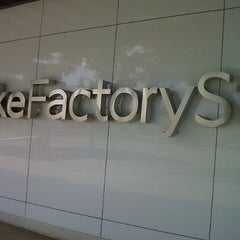 Photo taken at Nike Factory Store by Bennet M. on 11/18/2012