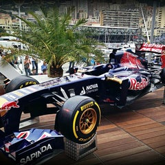 Photo taken at Red Bull Energy Station by Julia R. on 5/25/2014
